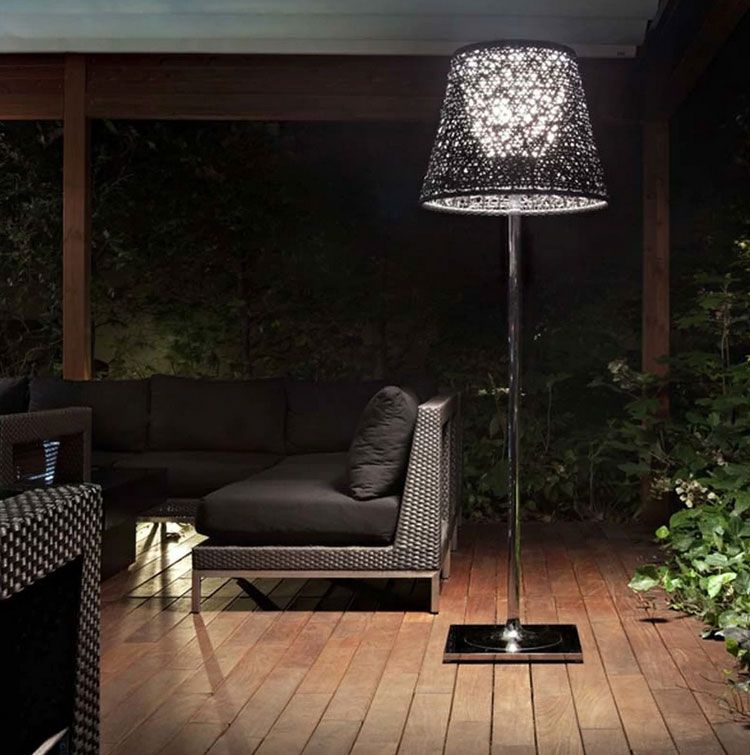 KTribe F3 Outdoor - Water Resistant Floor Lamp