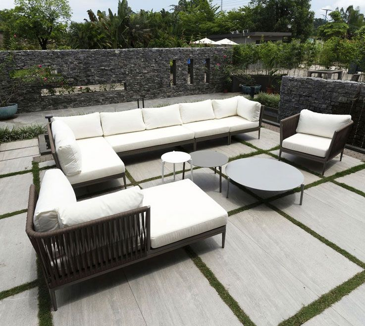 Champlain Patio Sofa Set