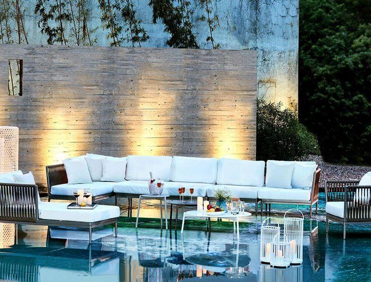 Champlain Patio Sofa Set